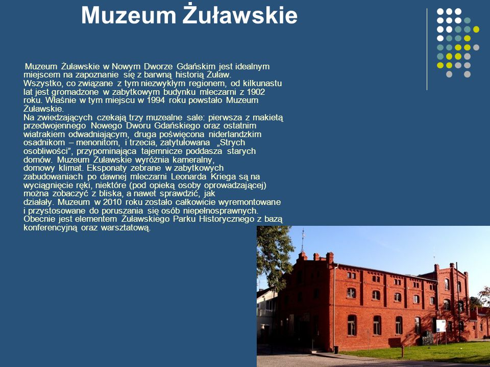 Muzeum Żuławskie