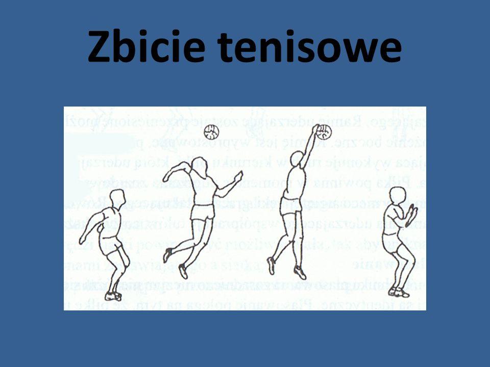 Zbicie tenisowe