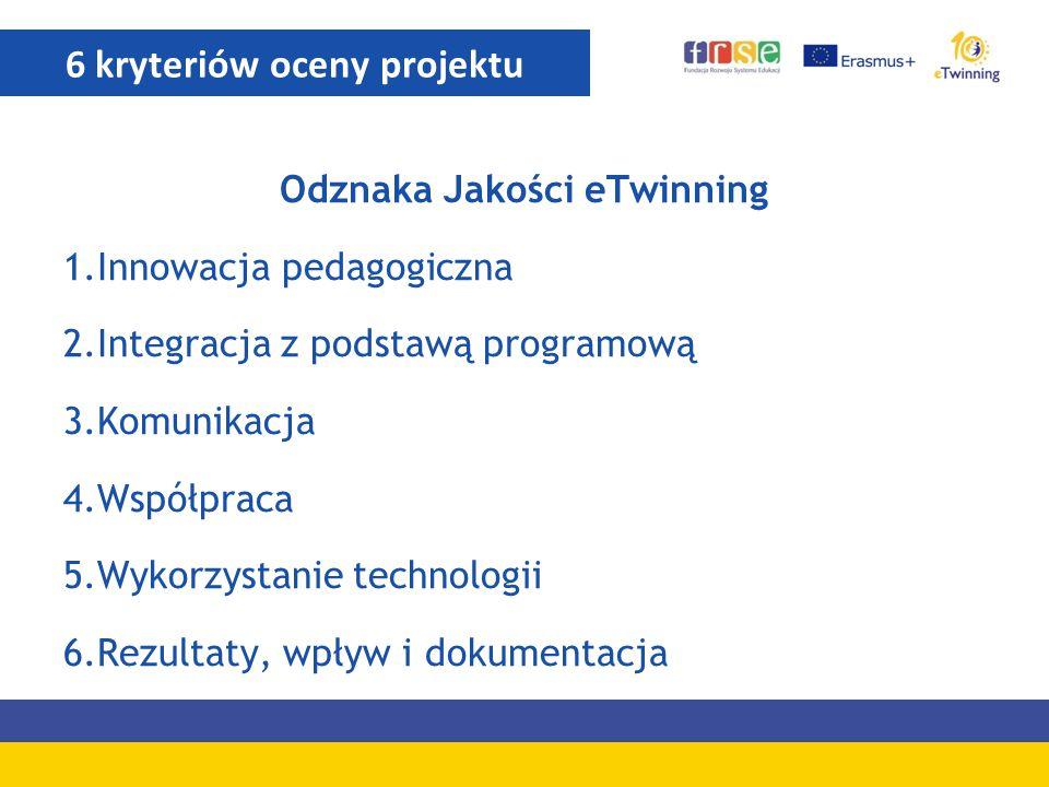6 kryteriów oceny projektu