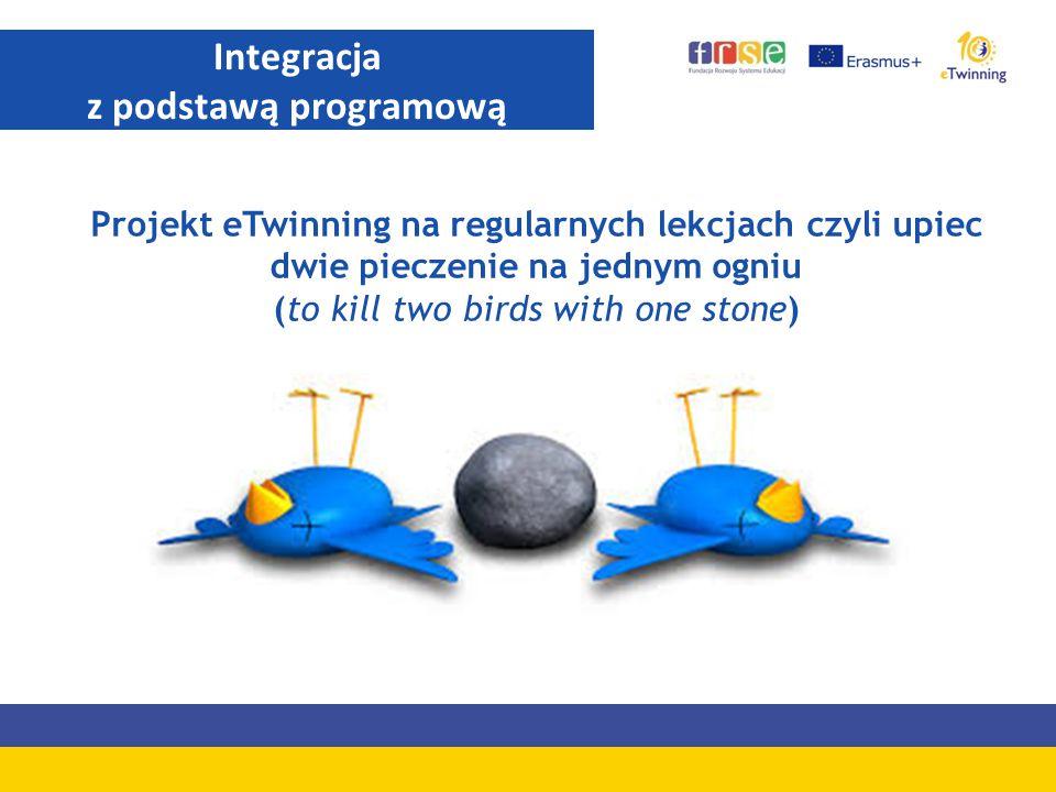 Integracja z podstawą programową