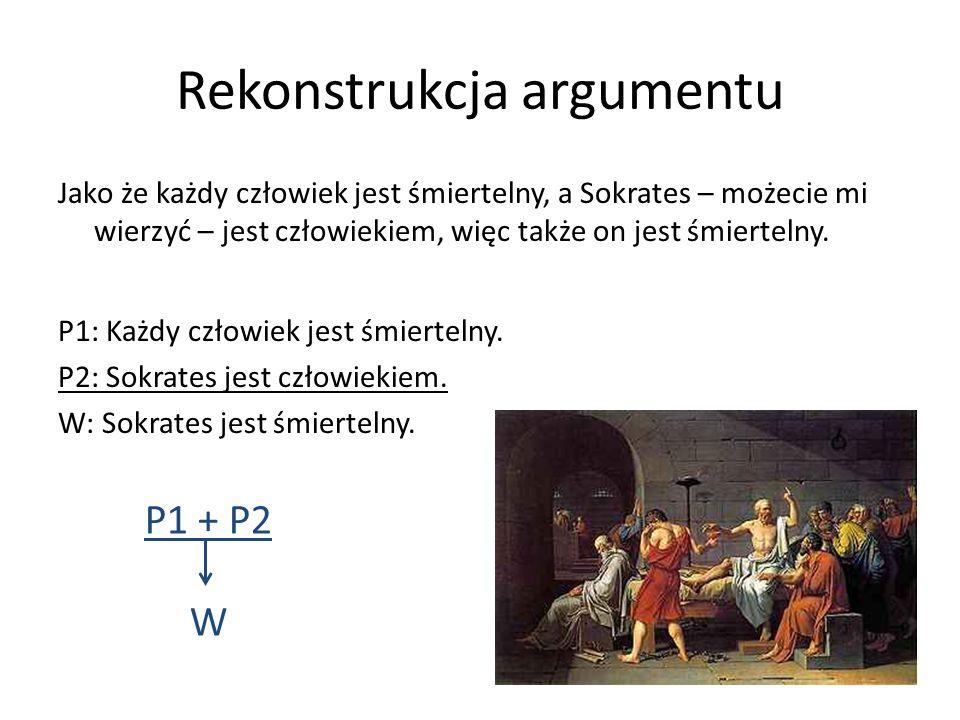 Rekonstrukcja argumentu