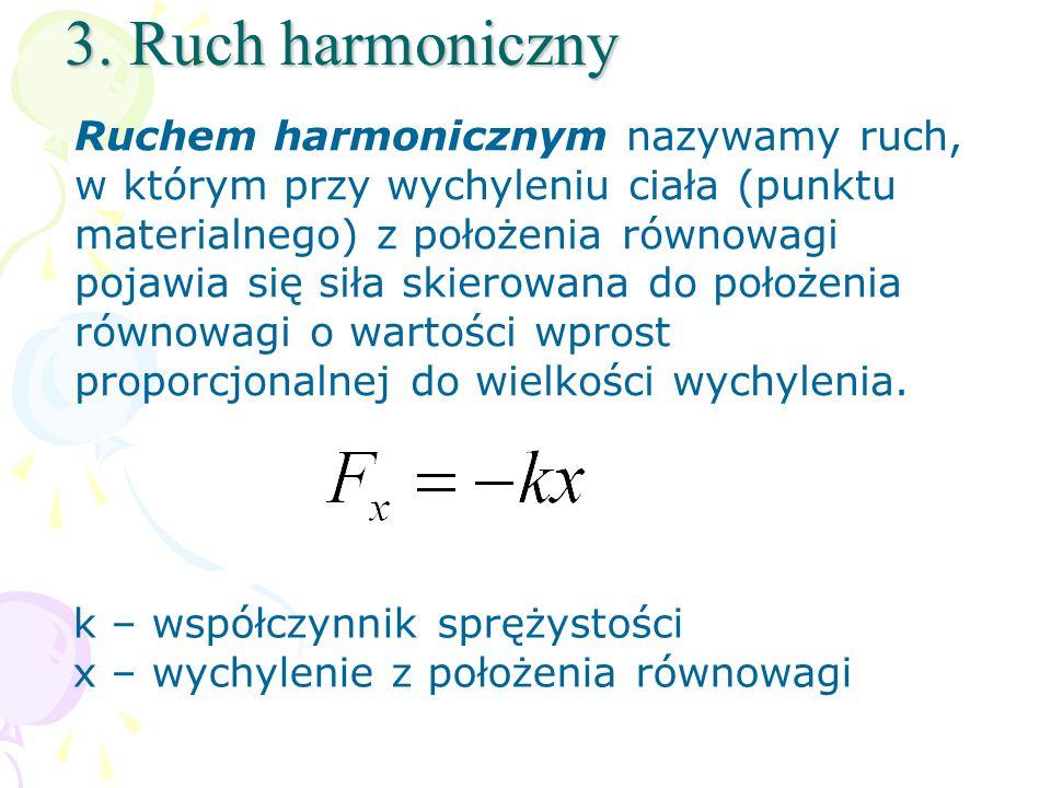 3. Ruch harmoniczny