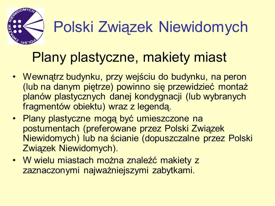 Plany plastyczne, makiety miast