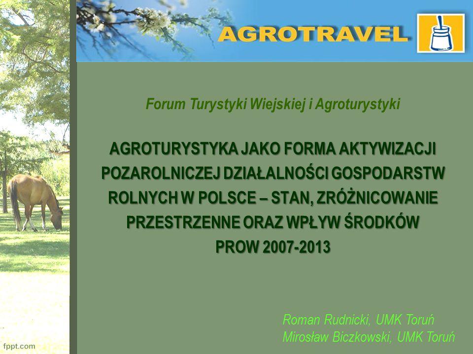 Forum Turystyki Wiejskiej i Agroturystyki