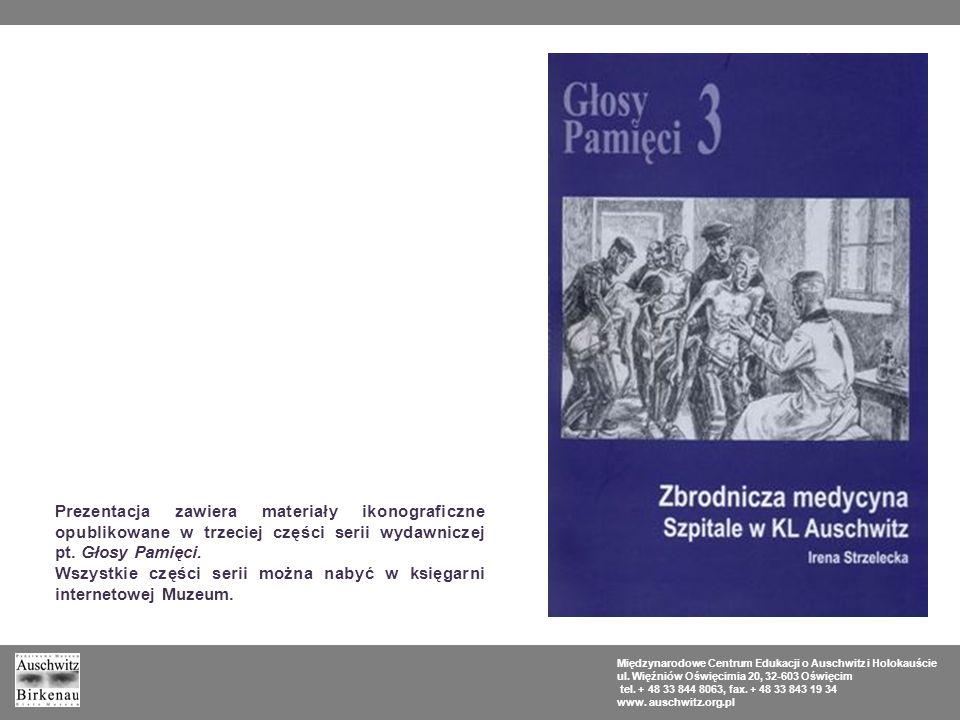 Wszystkie części serii można nabyć w księgarni internetowej Muzeum.