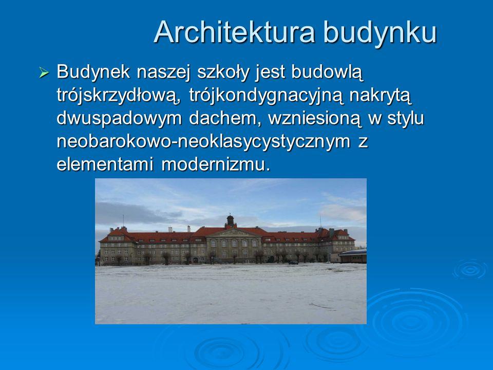 Architektura budynku