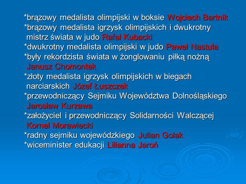 brązowy medalista olimpijski w boksie Wojciech Bartnik