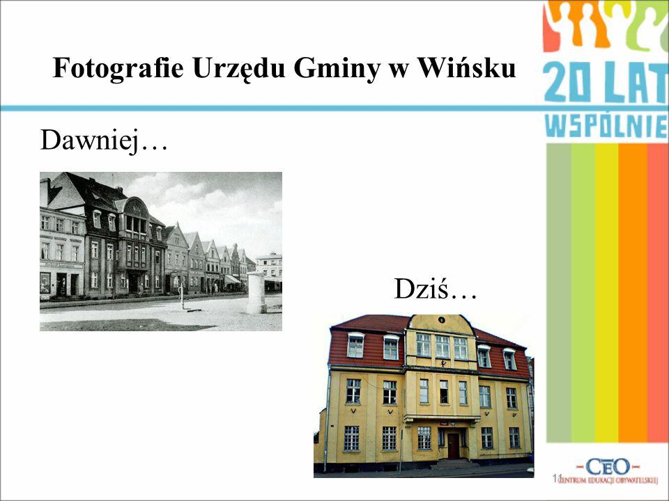 Fotografie Urzędu Gminy w Wińsku