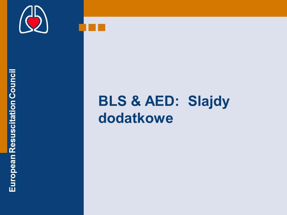 BLS & AED: Slajdy dodatkowe