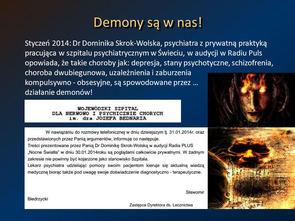 Demony są w nas!