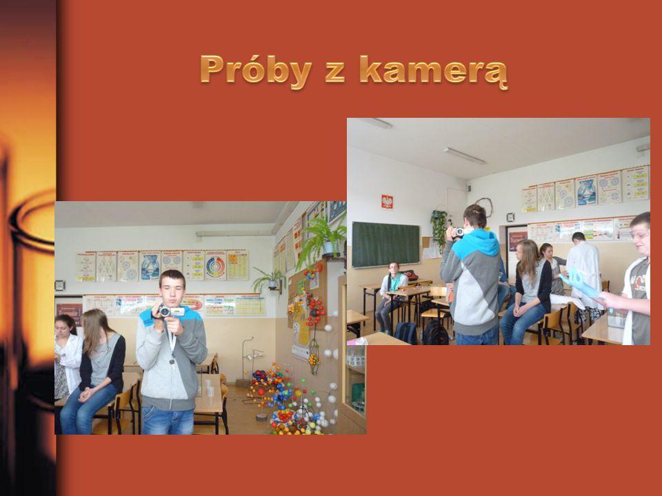 Próby z kamerą