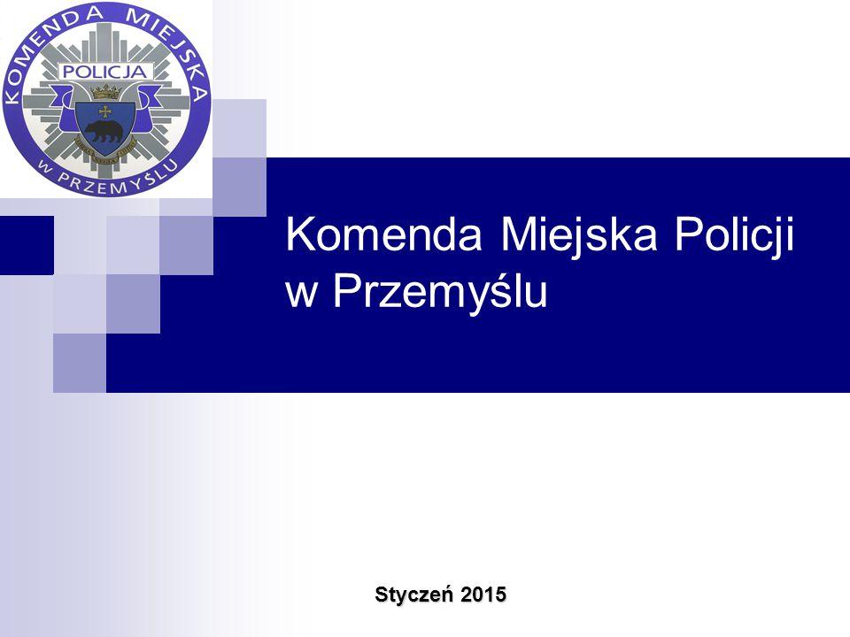 Komenda Miejska Policji w Przemyślu