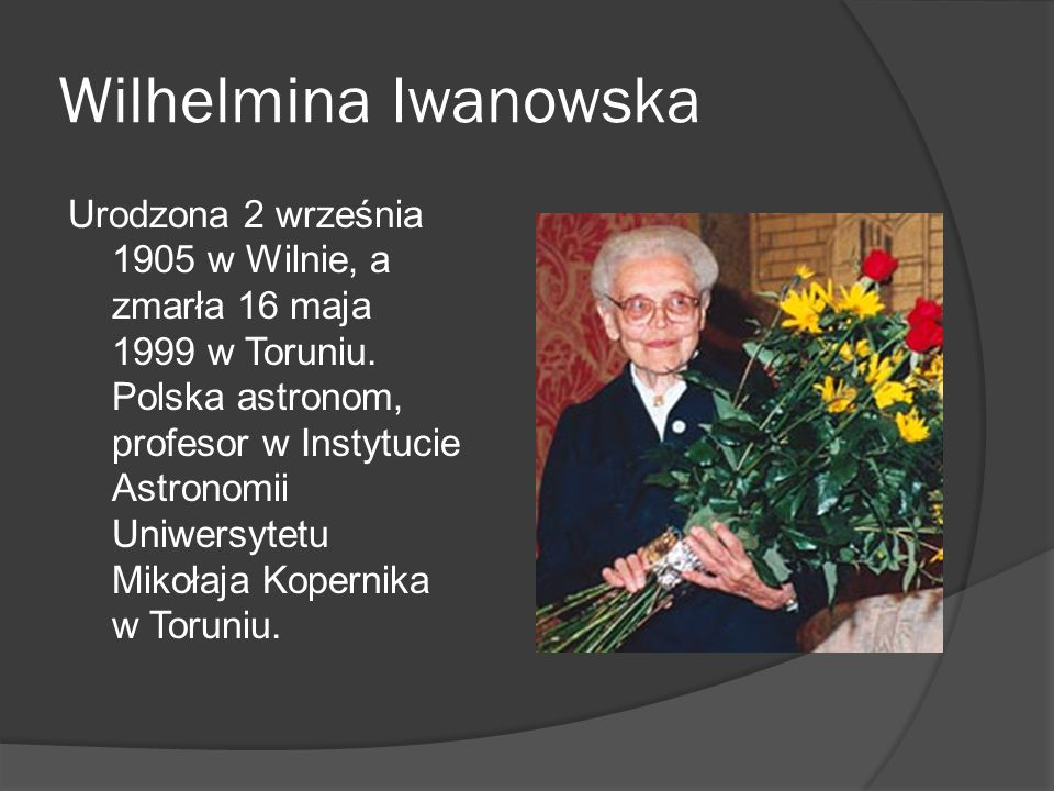 Wilhelmina Iwanowska