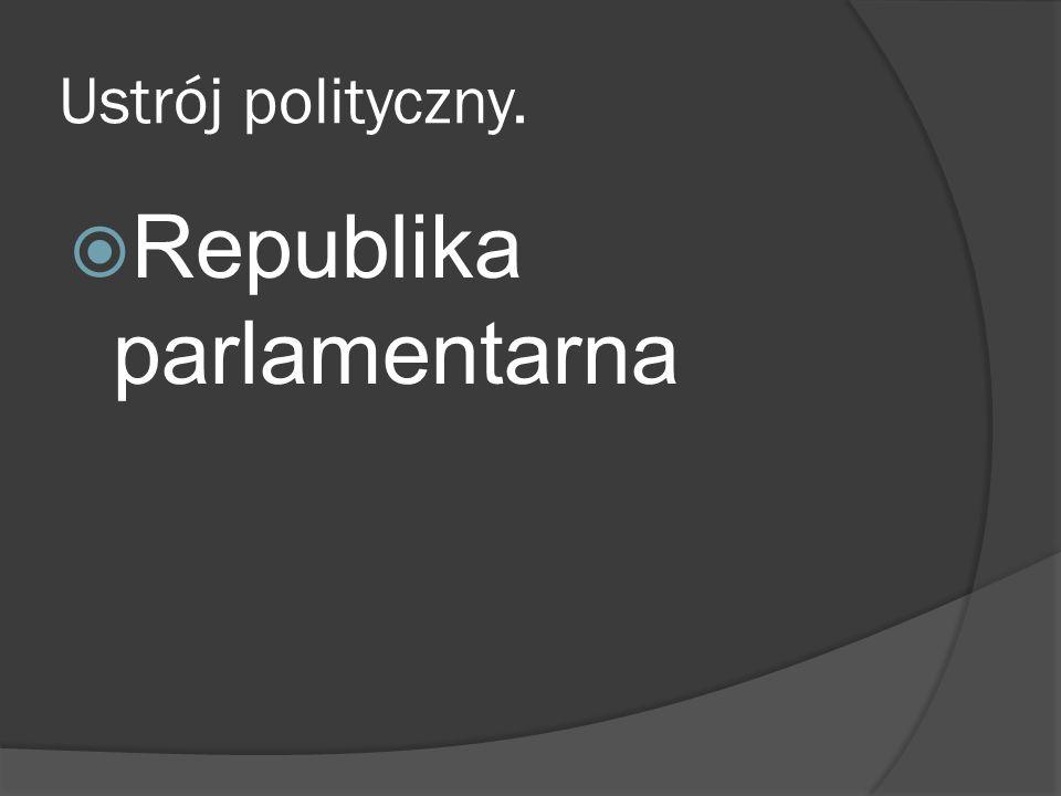 Republika parlamentarna