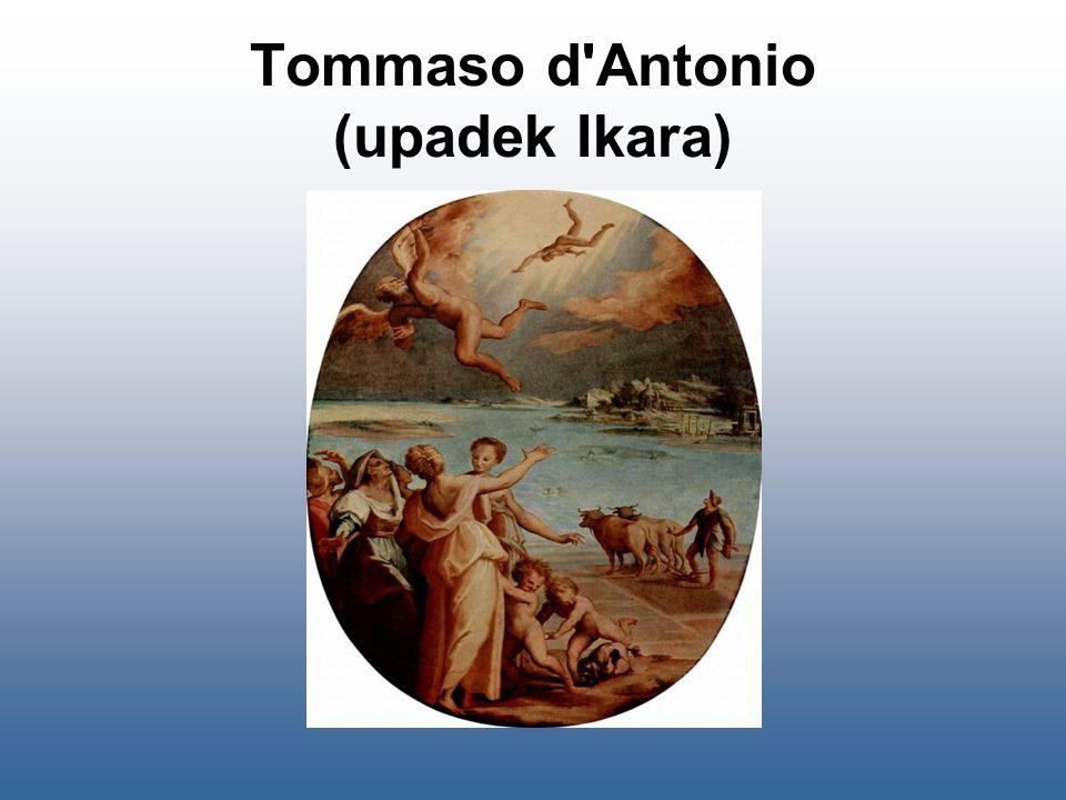 Tommaso d Antonio (upadek Ikara)