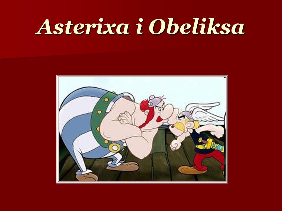Asterixa i Obeliksa