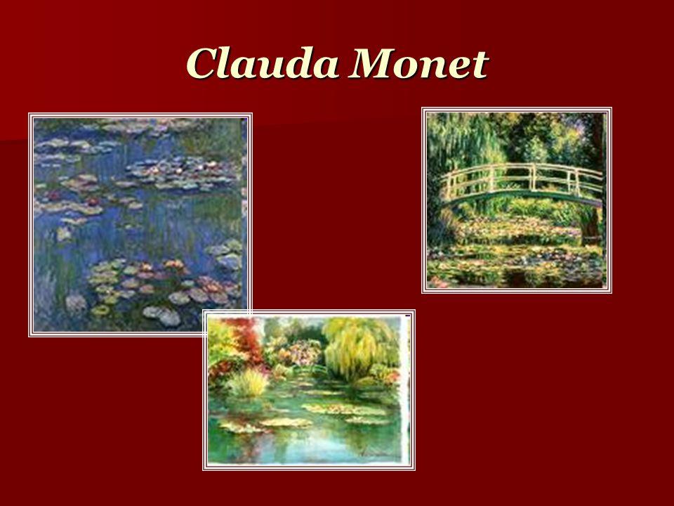 Clauda Monet