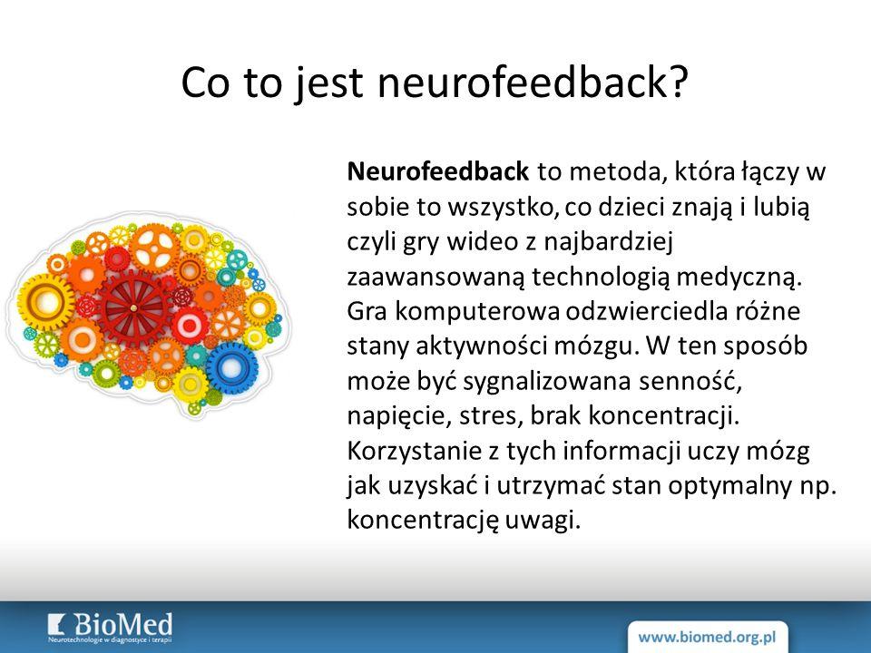 Co to jest neurofeedback