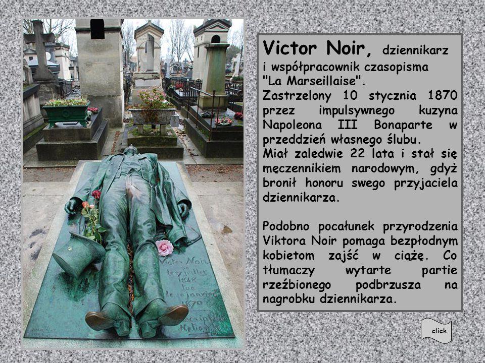 Victor Noir, dziennikarz