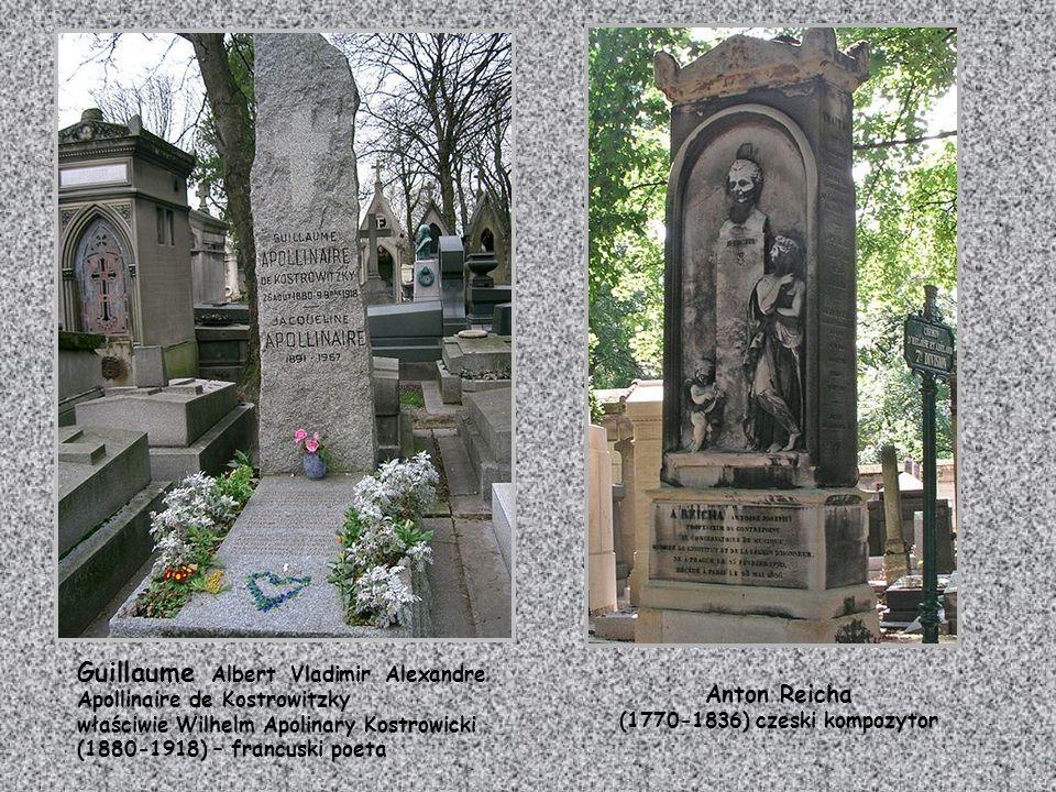 Guillaume Albert Vladimir Alexandre Apollinaire de Kostrowitzky