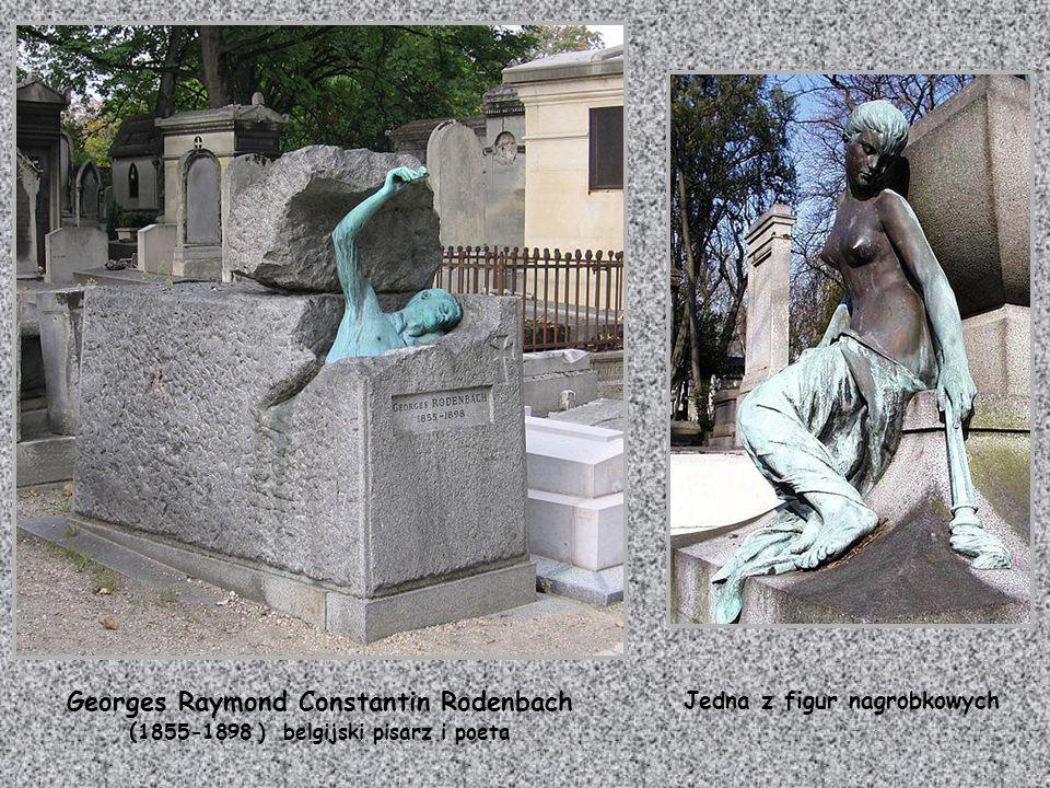 Georges Raymond Constantin Rodenbach (1855-1898 ) belgijski pisarz i poeta