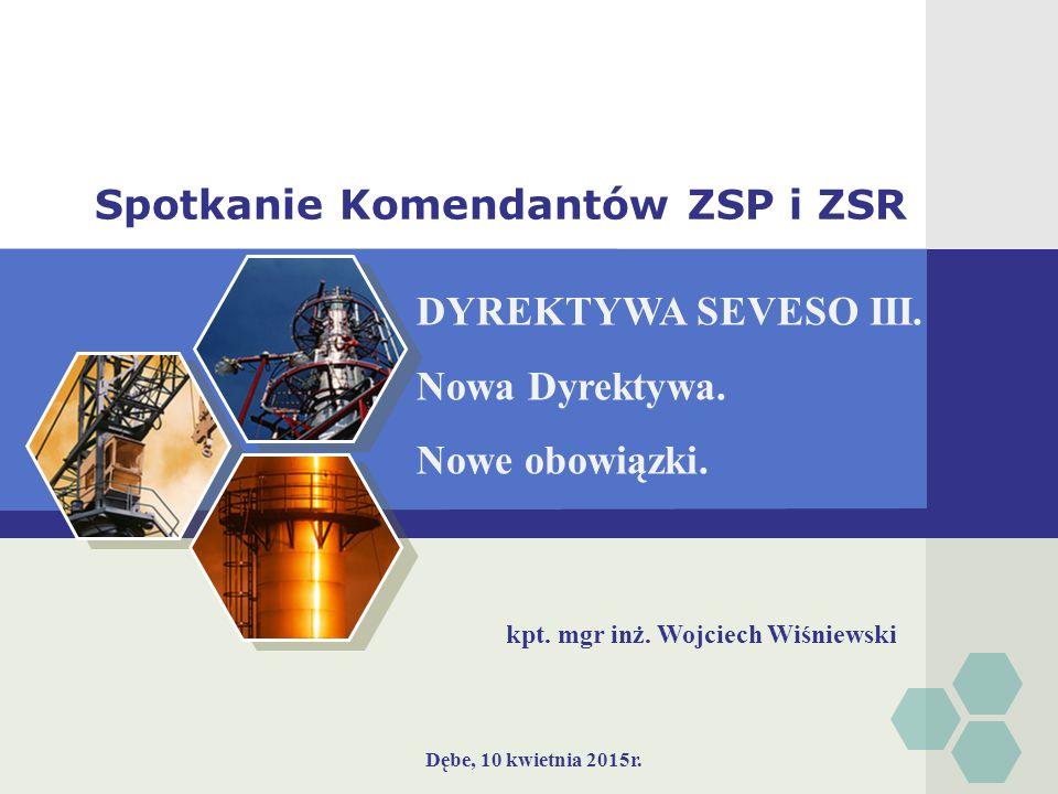 Spotkanie Komendantów ZSP i ZSR