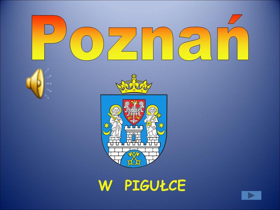 Poznań W PIGUŁCE