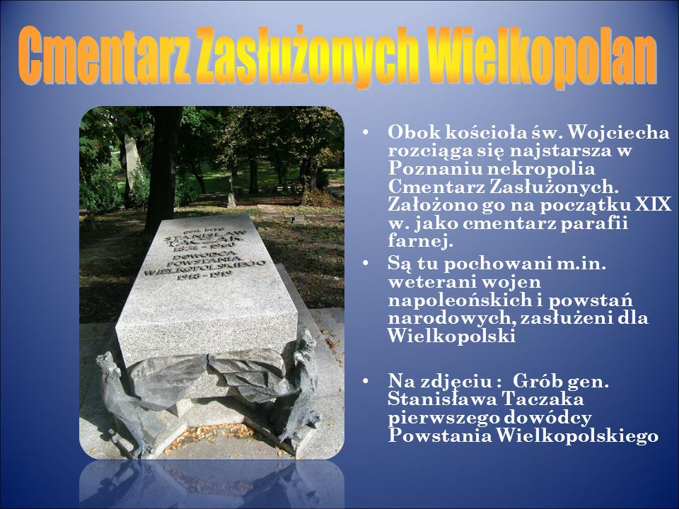 Cmentarz Zasłużonych Wielkopolan