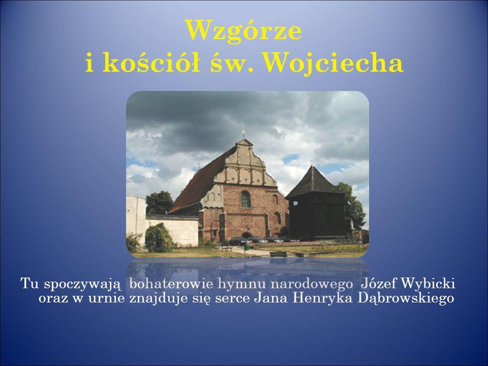 Wzgórze i kościół św. Wojciecha