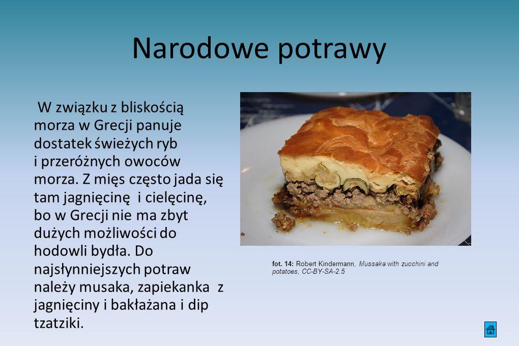 Narodowe potrawy