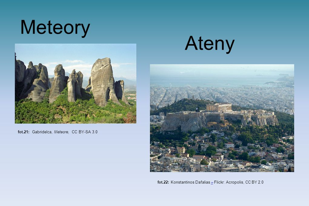 Meteory Ateny fot.21: Gabridelca, Meteore, CC BY-SA 3.0