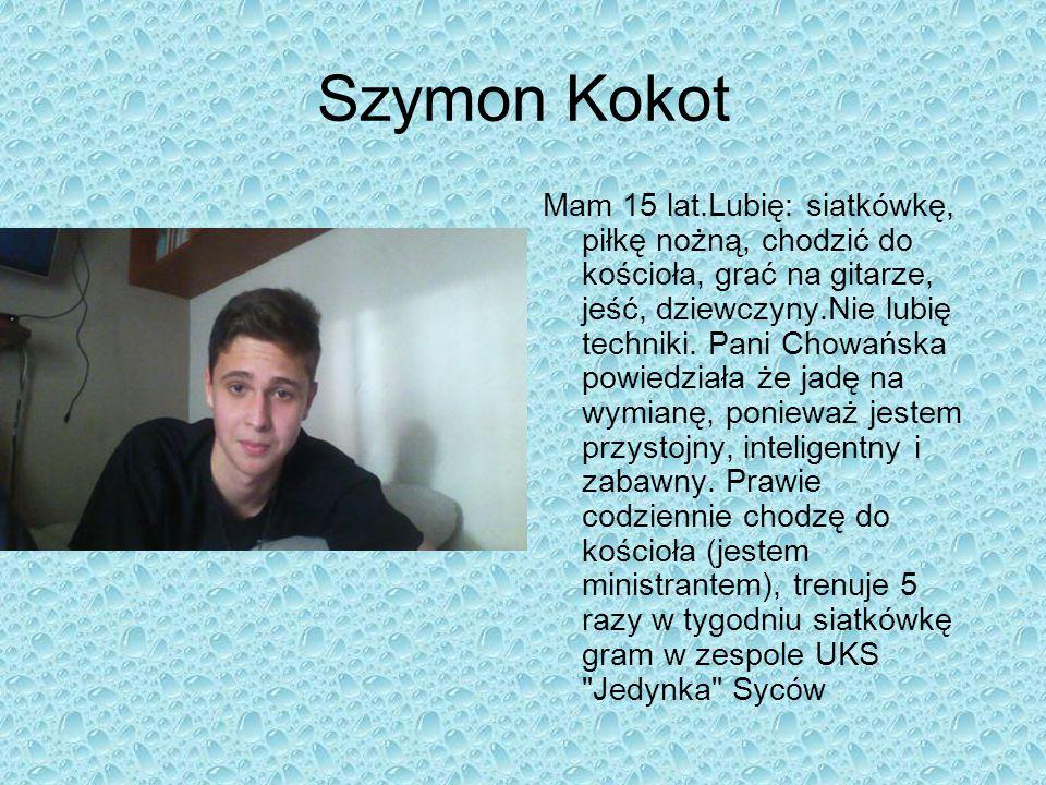 Szymon Kokot