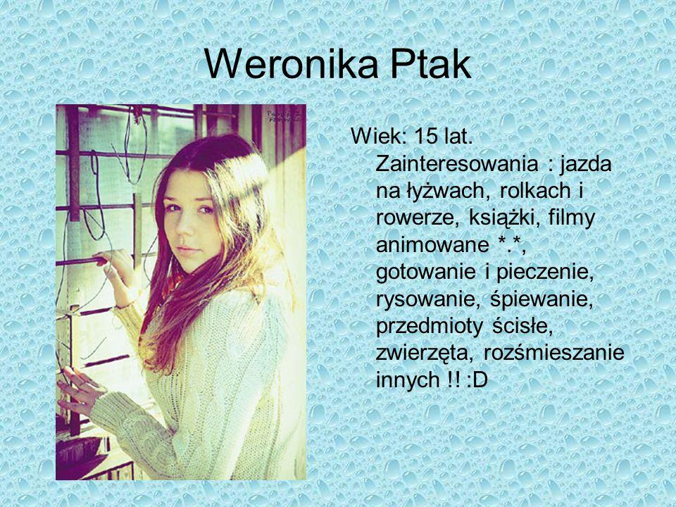 Weronika Ptak