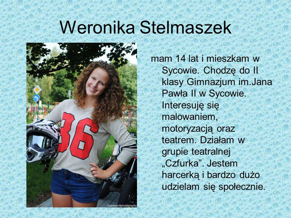 Weronika Stelmaszek