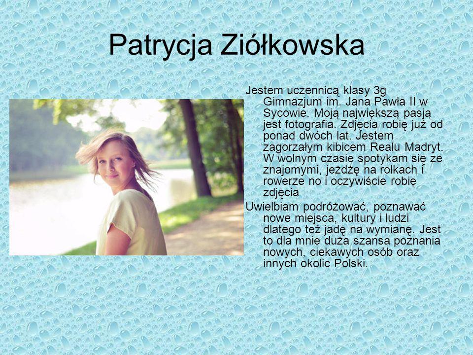 Patrycja Ziółkowska