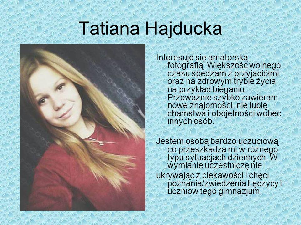 Tatiana Hajducka