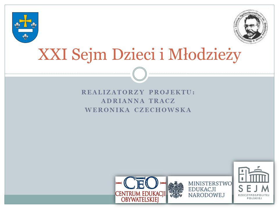 XXI Sejm Dzieci i Młodzieży