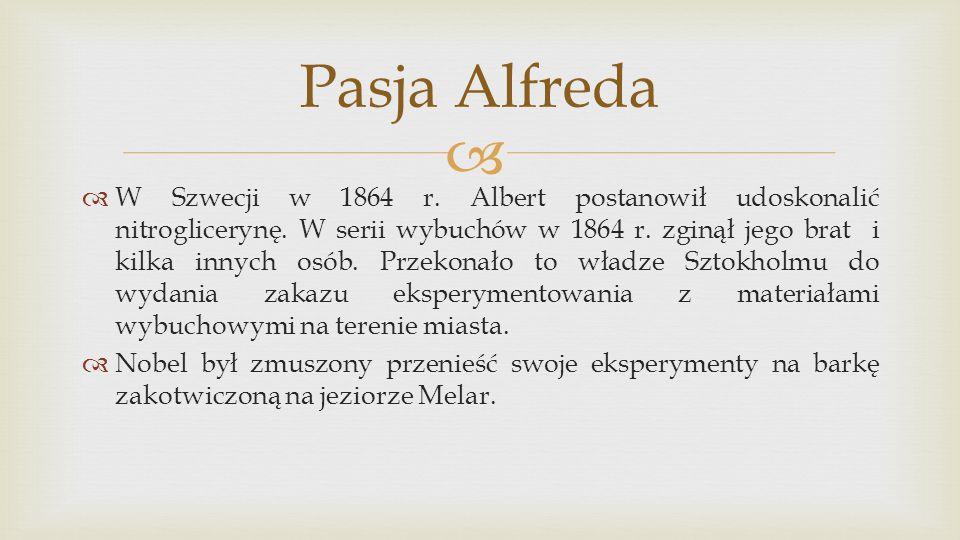 Pasja Alfreda