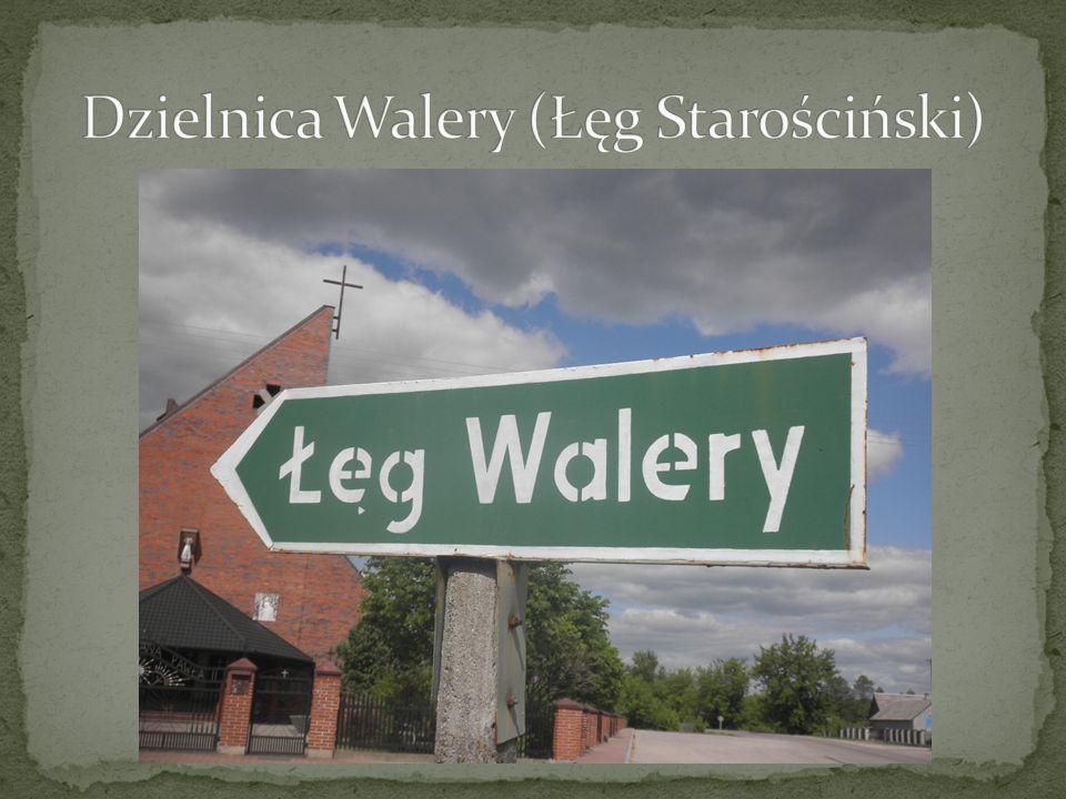 Dzielnica Walery (Łęg Starościński)