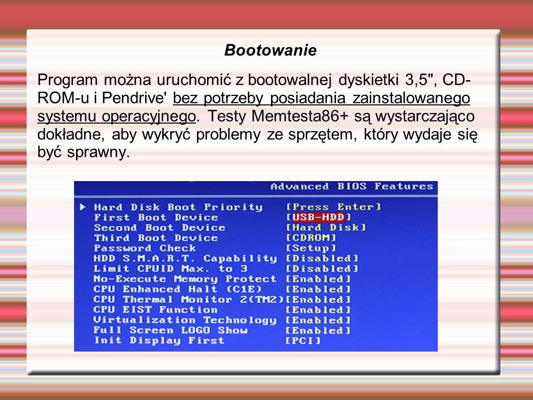 Bootowanie