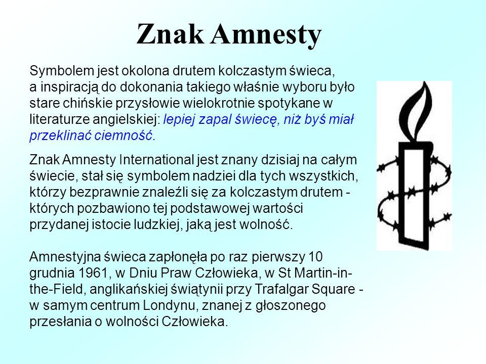 Znak Amnesty