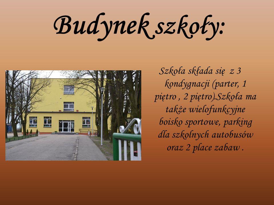 Budynek szkoły: