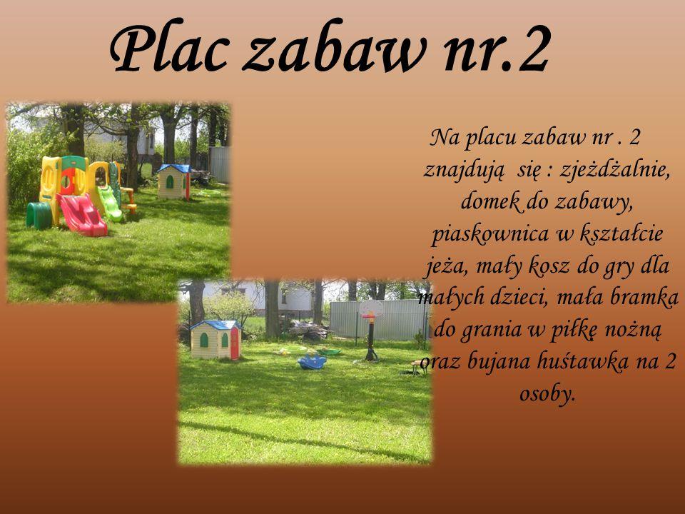 Plac zabaw nr.2