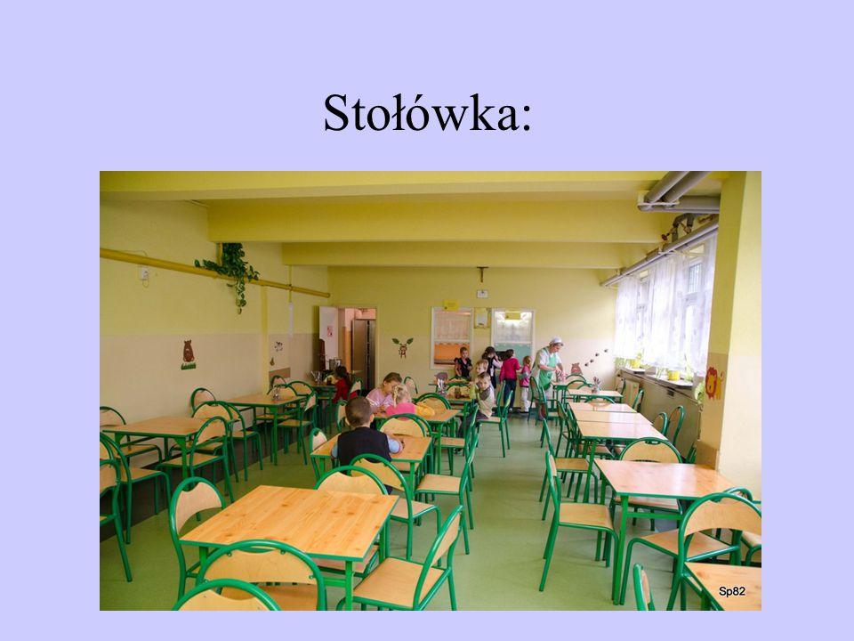 Stołówka: