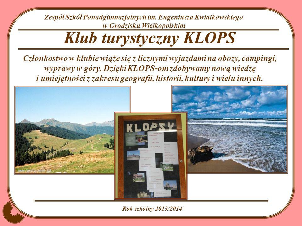 Klub turystyczny KLOPS