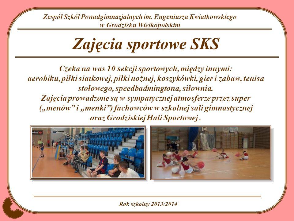Zajęcia sportowe SKS
