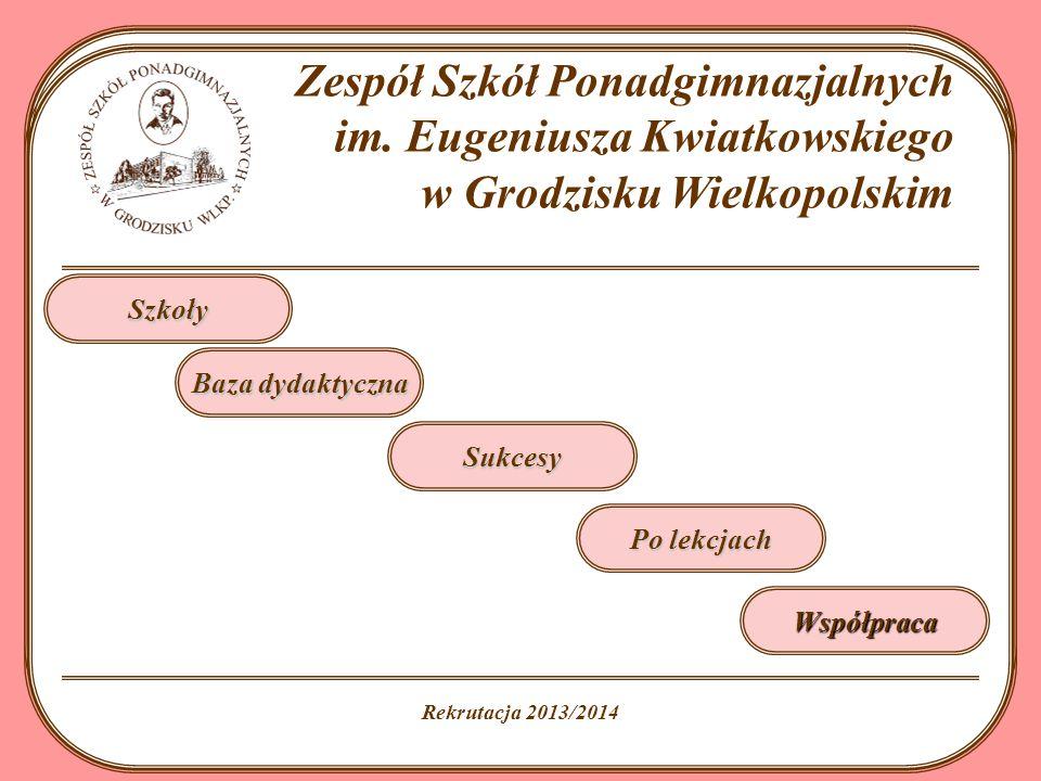 Zespół Szkół Ponadgimnazjalnych im