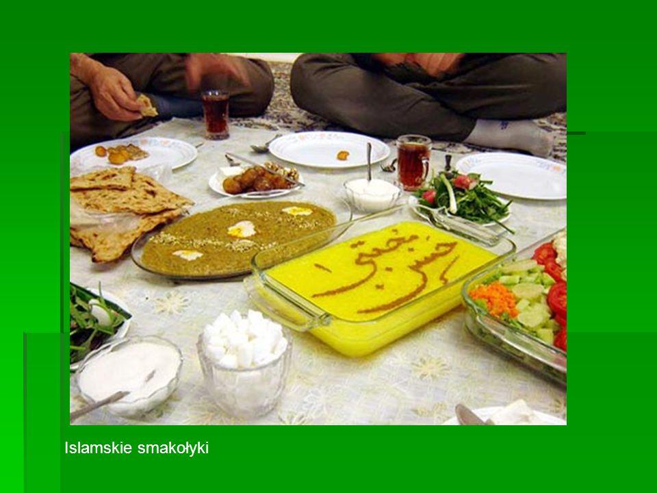 Islamskie smakołyki