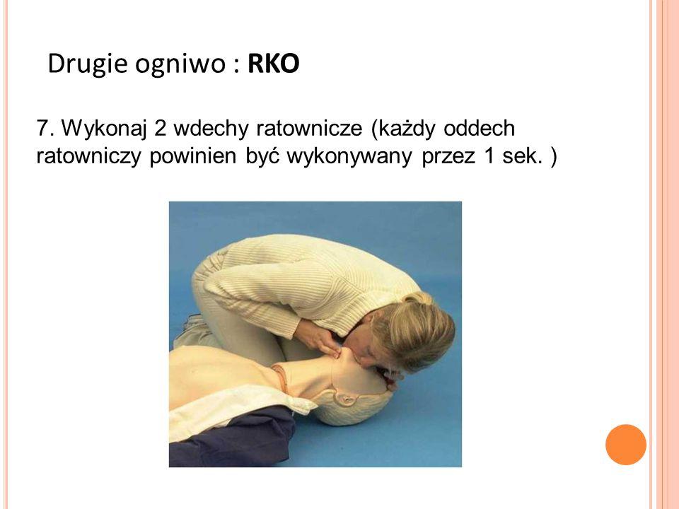 Drugie ogniwo : RKO 7.