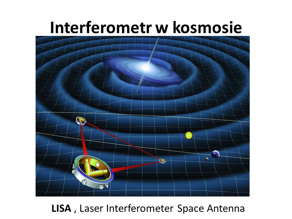 Interferometr w kosmosie